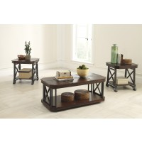Vinasville - Occasional Table Set (Set of 3)