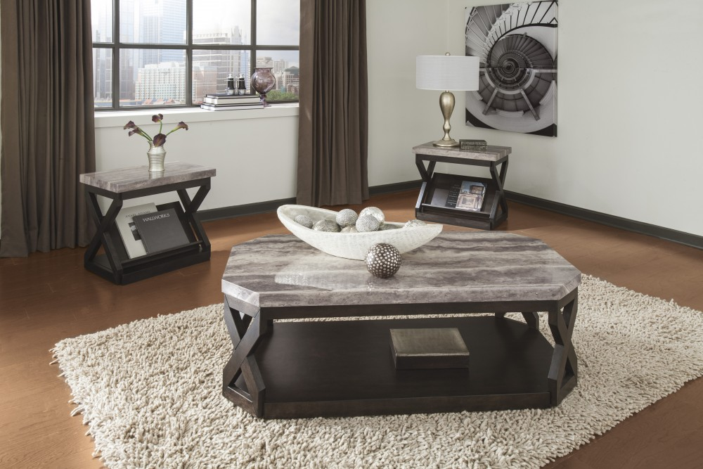 Radilyn - Occasional Table Set (Set of 3) : 3 piece occasional table set - pezcame.com