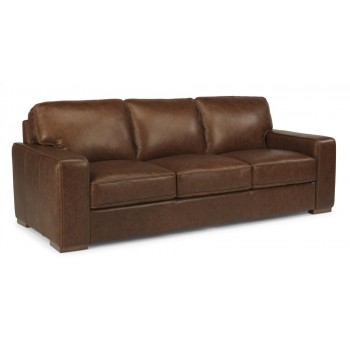 Superbe Ask For Our BEST PRICE! McKinley Leather Sofa