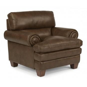 Leighton Leather Chair