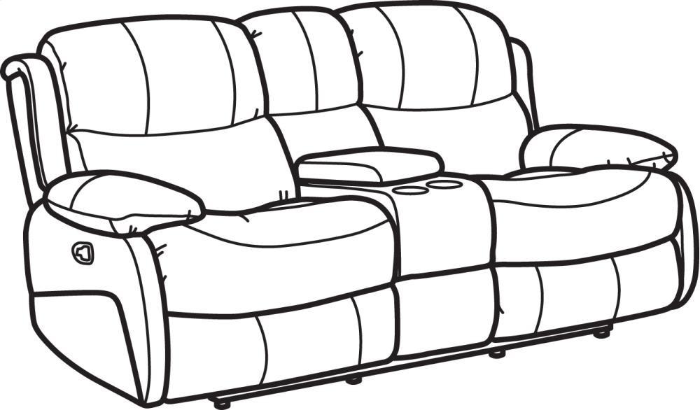 Brilliant Amsterdam Leather Gliding Reclining Loveseat With Console Uwap Interior Chair Design Uwaporg