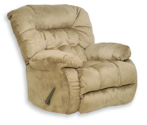 Teddy Bear Chaise Rocker Recliner