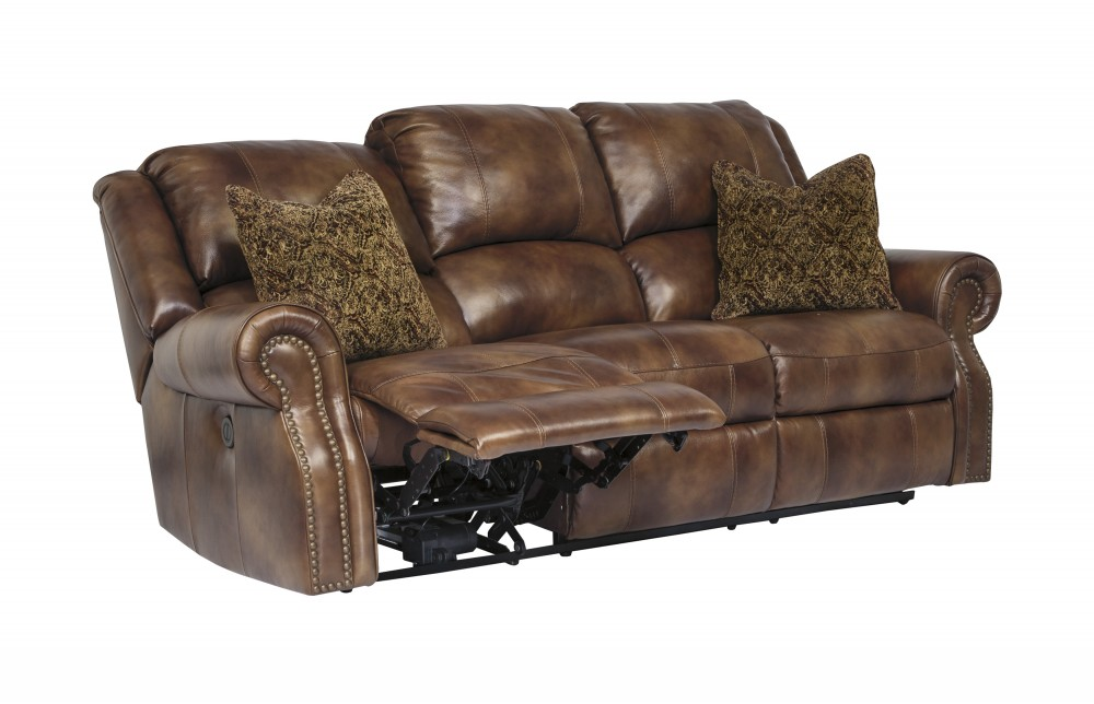 Walworth - Auburn - Reclining Sofa