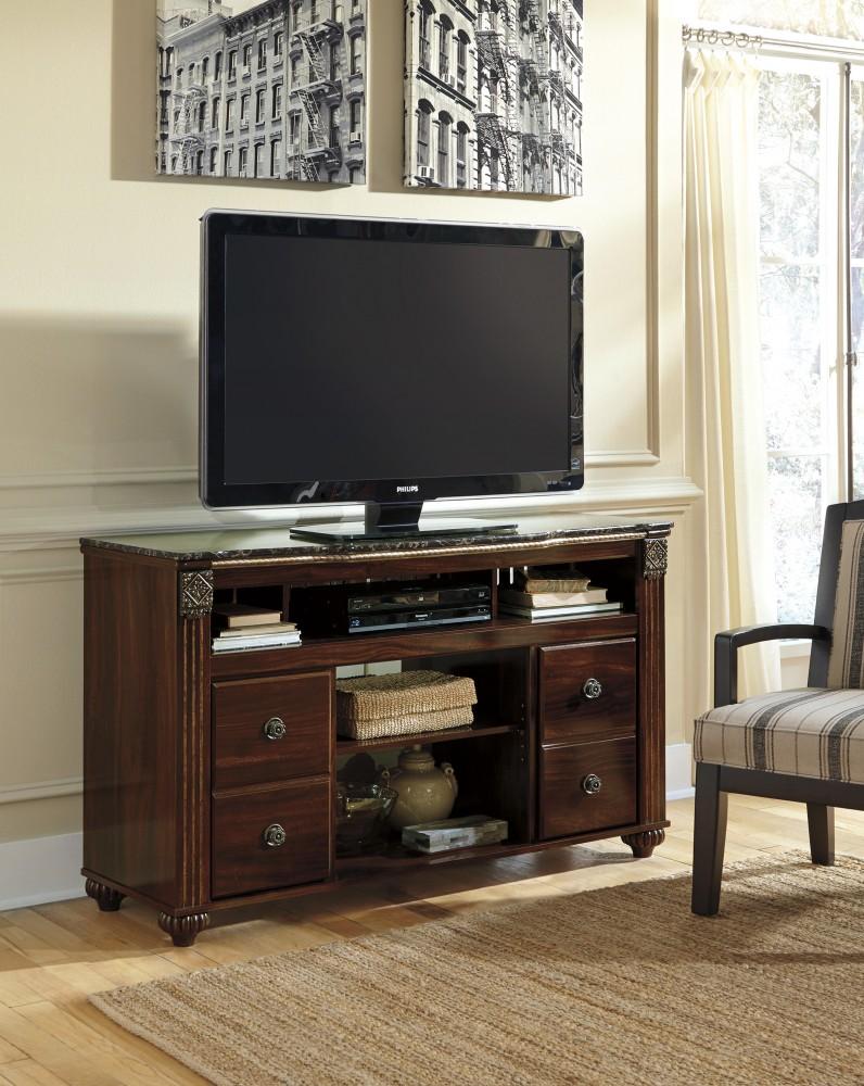 Gabriela - LG TV Stand w/Fireplace Option