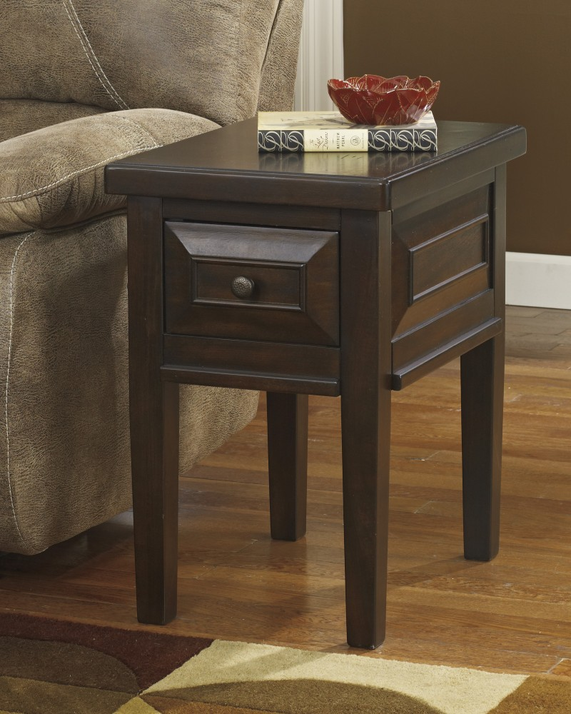 Hindell Park - Chair Side End Table
