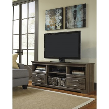 Frantin - LG TV Stand w/Fireplace Option