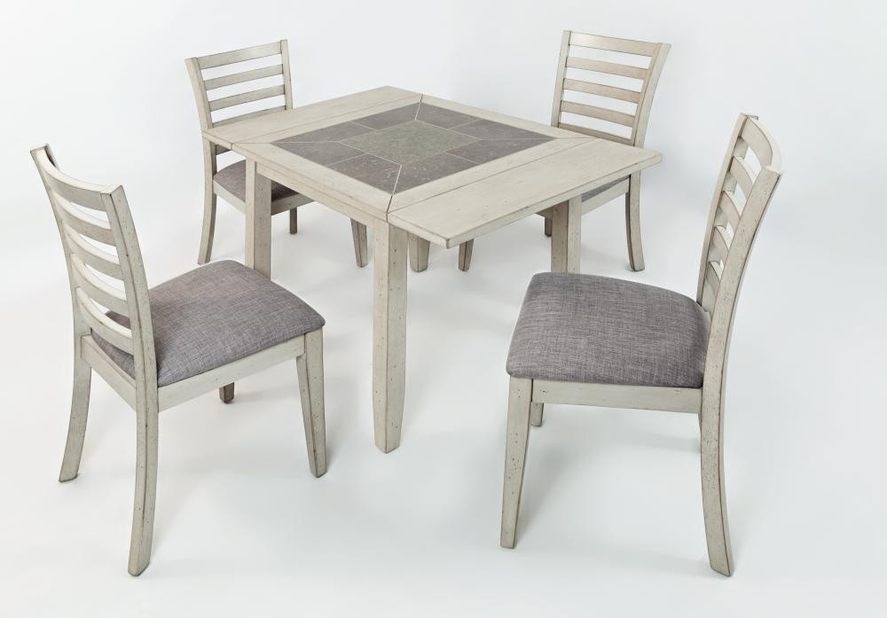 Sarasota Springs Table With Four Chairs WITHFOURDININGCHAIRS - The table sarasota