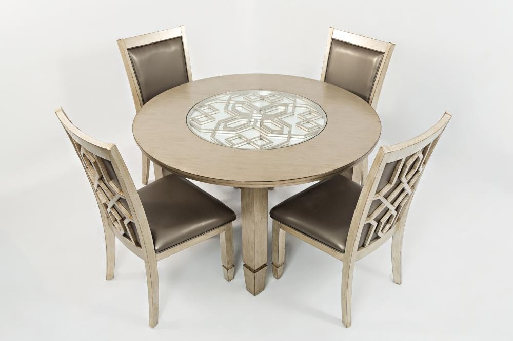 finest selection a8000 964ab Casa Bella Round Dining Table With Four Chairs ...