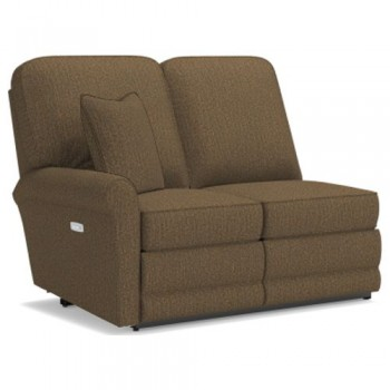 Addison Power La-Z-Time(R) Right-Arm Sitting Reclining Loveseat