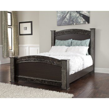 Vachel Queen Poster Bed