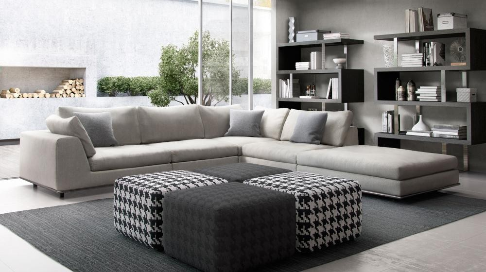 Perry 1 Arm Corner Sofa