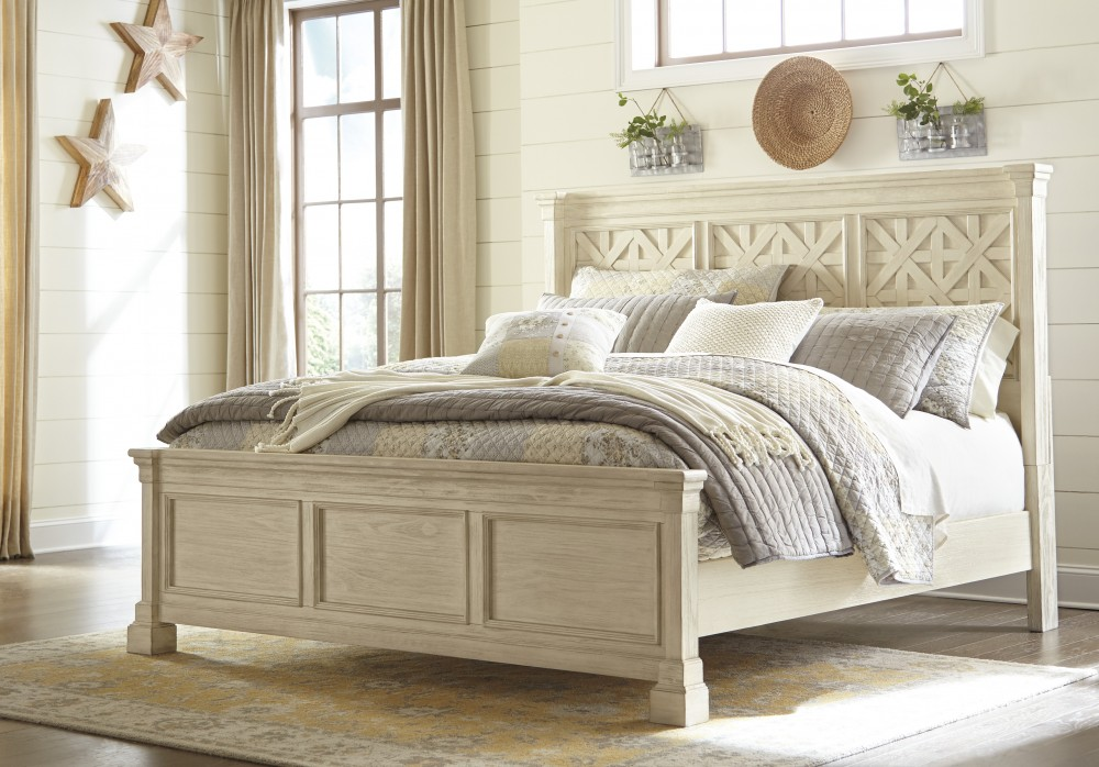 Bolanburg Cal King Panel Bed