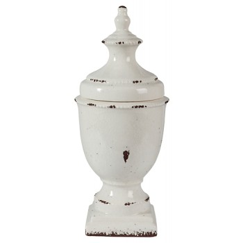 Devorit - Antique White - Jar