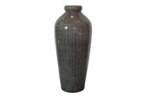 Dilanne Gray Vase A2000279 Vases Terrys Furniture