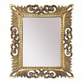 Denisha - Antique Gold Finish - Accent Mirror