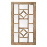 Dreama - Natural - Accent Mirror