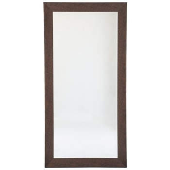 Duha - Brown - Accent Mirror