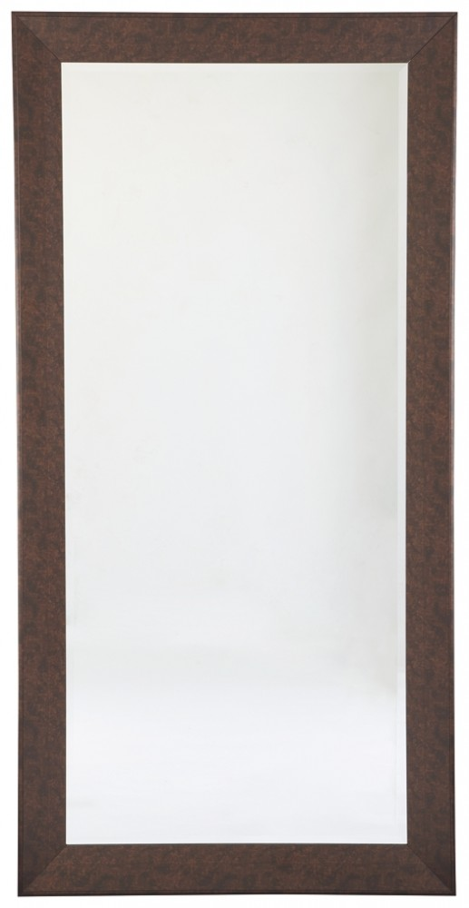 Duha Brown Accent Mirror A8010079 Mirrors Minnesota