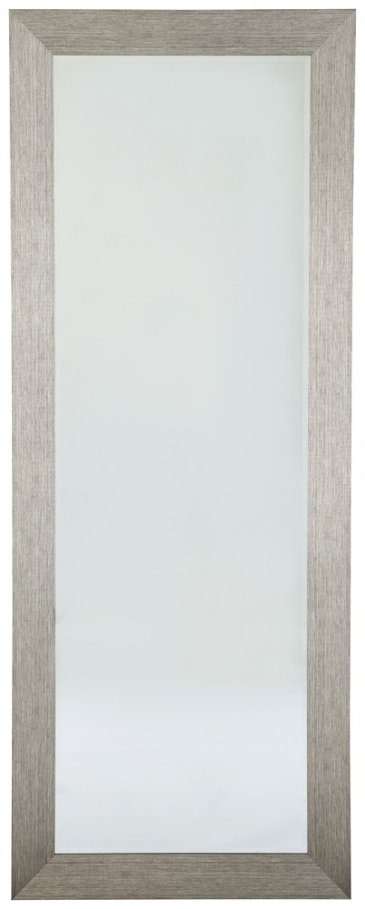 Duka - Silver Finish - Accent Mirror