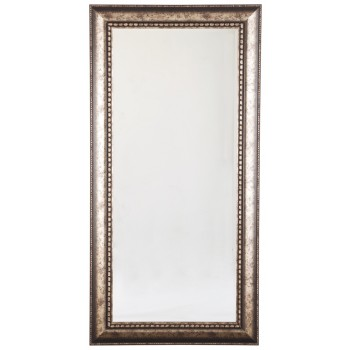 Dulal - Antique Silver Finish - Accent Mirror