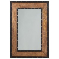 Dulcina - Natural - Accent Mirror