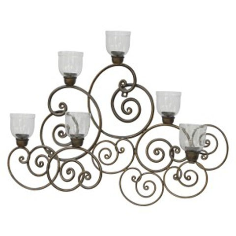 Durin - Dark Bronze Finish - Wall Sconce