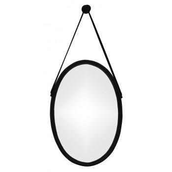 Dusan - Black - Accent Mirror