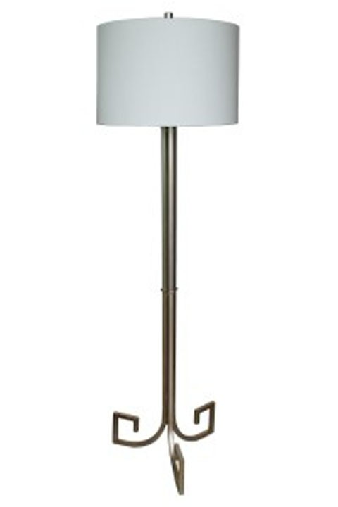 Jankin champagne metal floor lamp 1cn l207121 lamps jankin champagne metal floor lamp 1cn mozeypictures Gallery