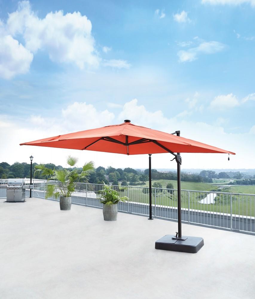 Oakengrove - Multi - Large Cantilever Umbrella