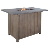 Partanna - Blue/Beige - Bar Table