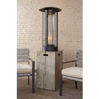 Peachstone - Beige/Brown - Patio Heater