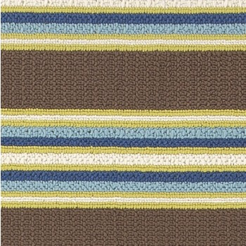 Matchy Lane - Brown/Blue/Green - Large Rug