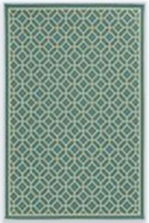 Lindzy - Blue - Large Rug