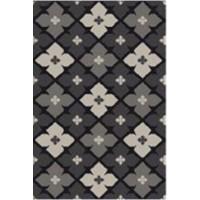 Asho - Black/Cream - Medium Rug