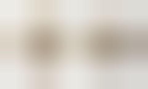 Doniel - Antique Gold Finish - Accent Mirror Set (2/CN)
