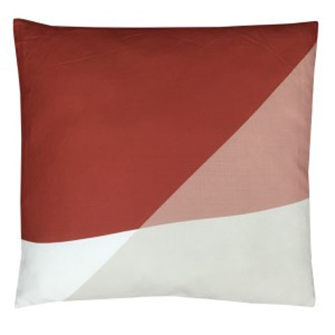 Glendive - Red - Pillow