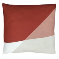 Glendive - Red - Pillow