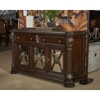 Valraven - Brown - Dining Room Server