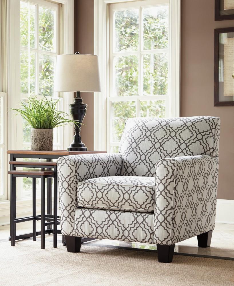Farouh - Ash - Accent Chair