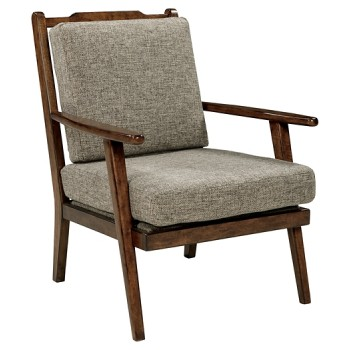 Dahra - Jute - Accent Chair