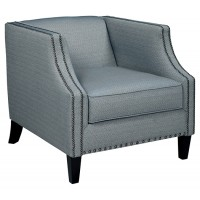 LaVernia - Navy - Accent Chair
