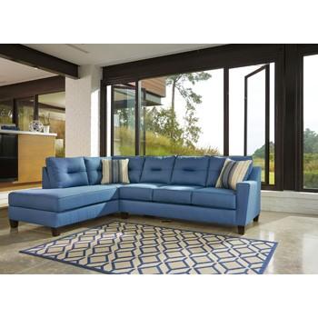 Kirwin Nuvella� Right-Arm Facing Sofa