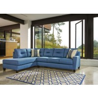 Kirwin Nuvella� Right-Arm Facing Sofa
