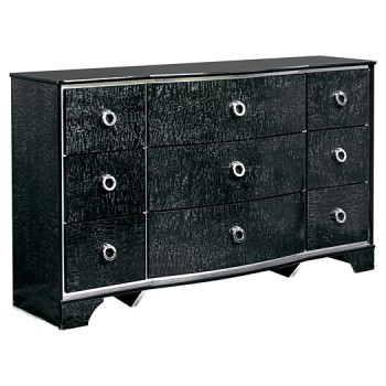 Amrothi - Black - Dresser