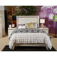Dreamur - Champagne - Twin Panel Headboard