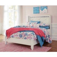 Dreamur Full Panel Footboard with Rails