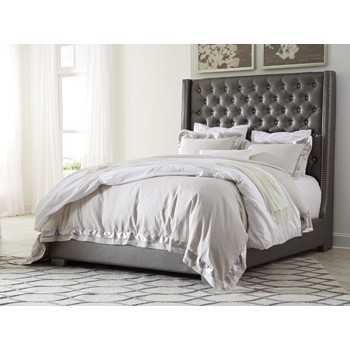 Coralayne Queen Upholstered Headboard