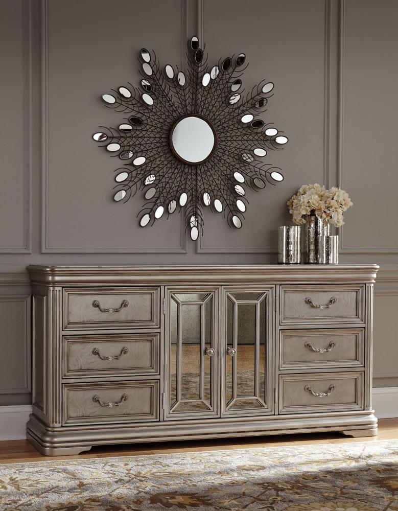 Birlanny - Silver - Dresser