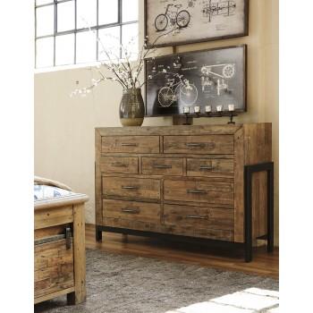 Sommerford - Brown - Dresser
