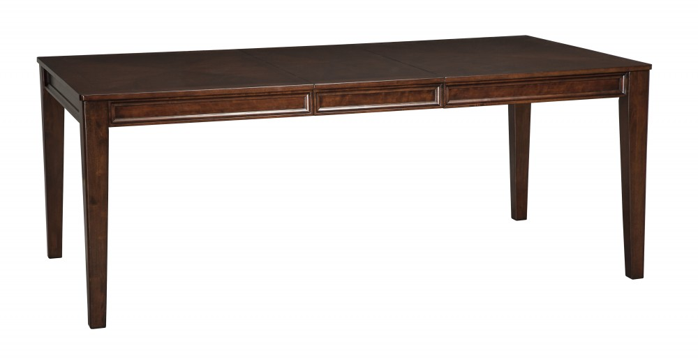 Shadyn - Brown - RECT Dining Room EXT Table